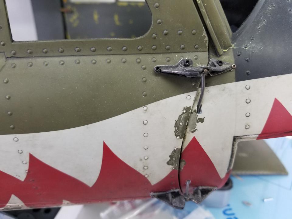 """Op Besuch bei Heli-Factory. Hei e puer Biller vun hirer neier """"Huey"""" Bell UH-1B mat Jakadowsky Pro X Turbine."""