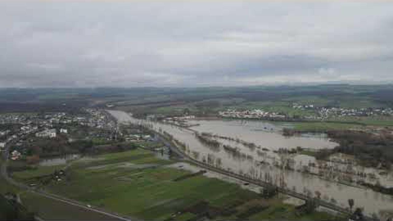 Musel Heichwasser 2021