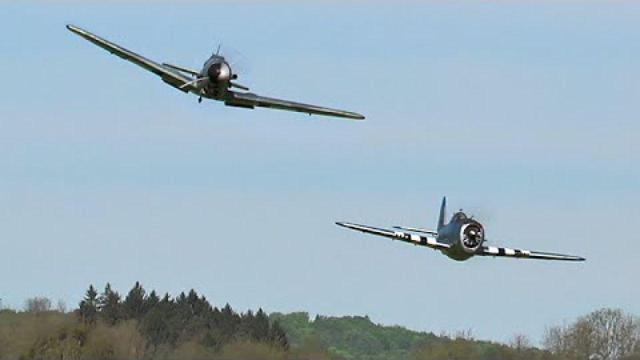 Austrian WWII Fighters