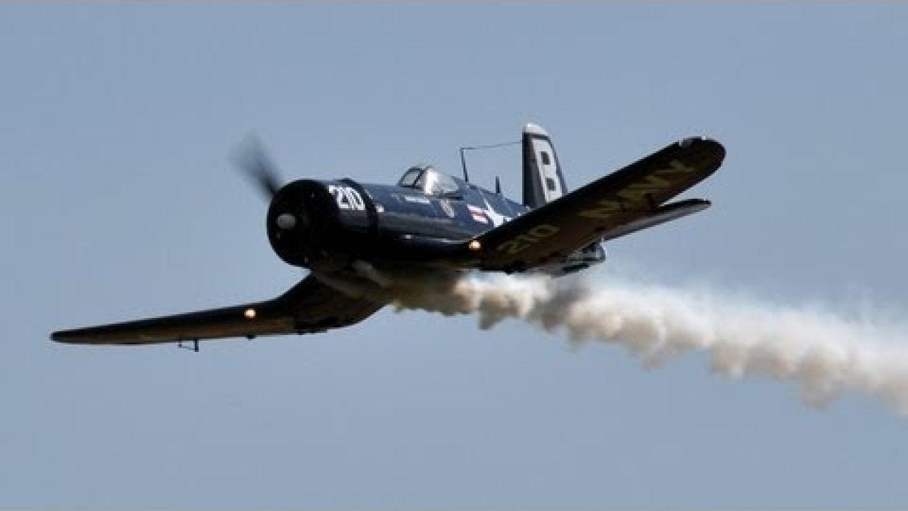 F4U Corsair - Moki 250