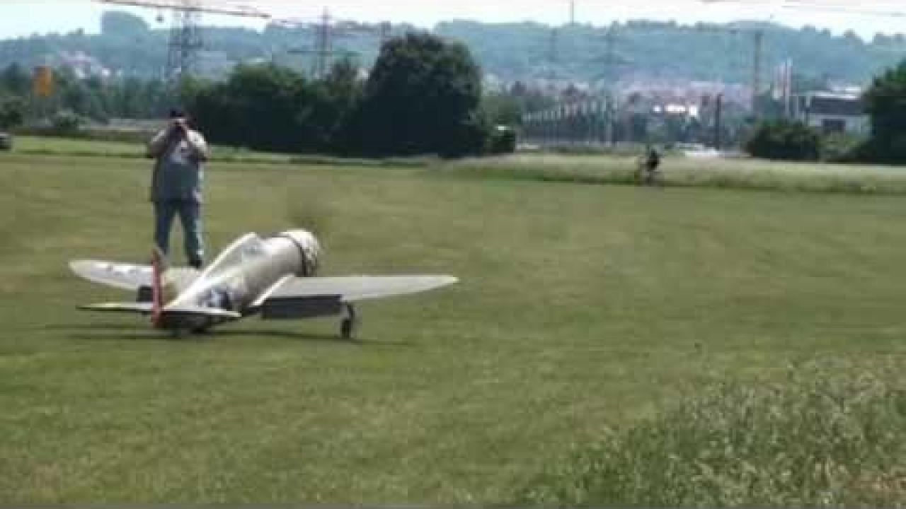 P47 Thunderbolt Razorback mit Moki 400  1:4