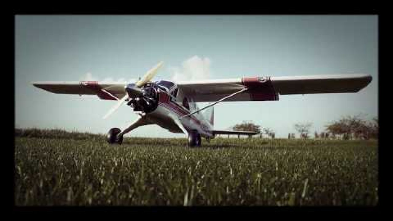 Beaver 1st Flight (Hangar 9)