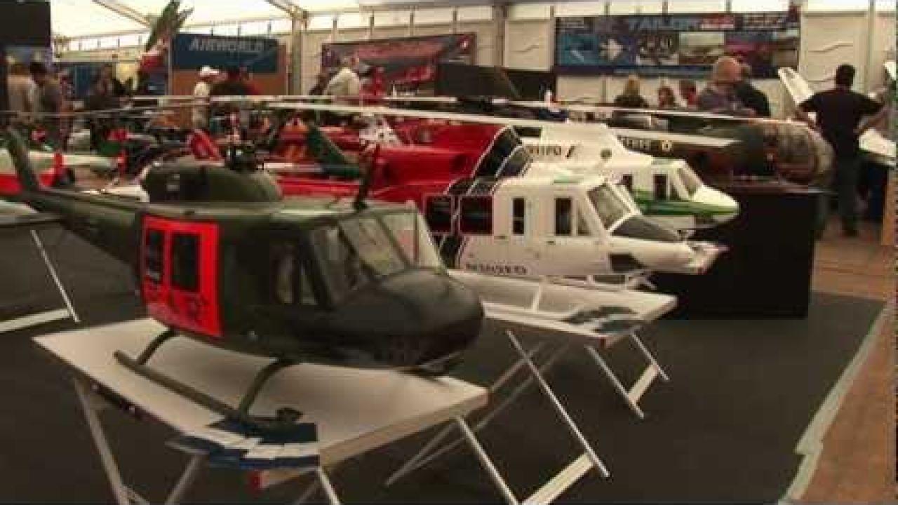 JetPower 2009 - Part 1: Indoor Exhibition