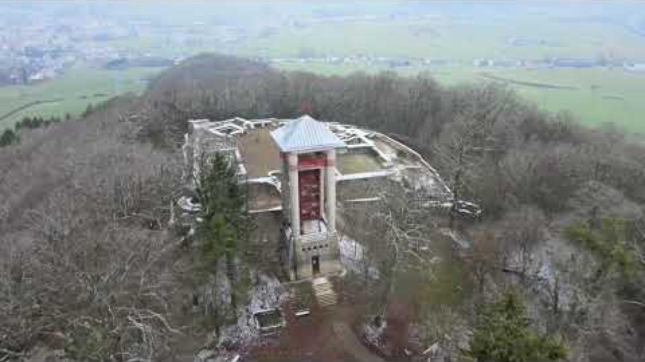 Gehaansbierg Fort Mont St  Jean