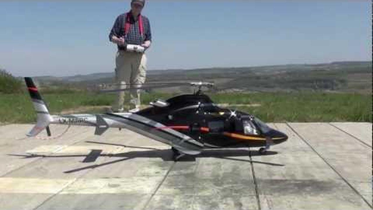 Marc's Bell 430 - Teil 1