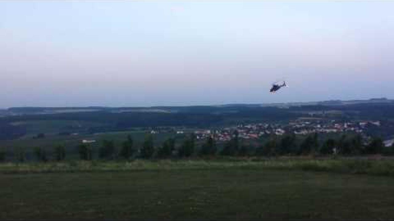Bell 430 evening flight no 2